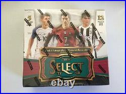 MBAPPE RC 2017-18 Panini Select Soccer Factory Sealed HOBBY bOX 3 AUTOS RARE