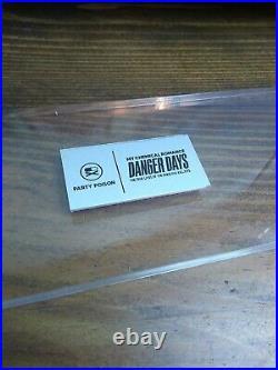 MCR Danger Days California 2019 Box Set RARE 2010 My Chemical Romance