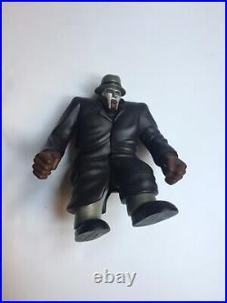 MF DOOM X Kid Robot MADVILLAIN Black (No Box) RARE