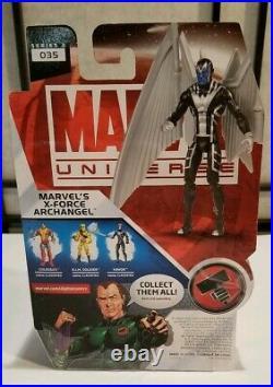 Marvel Universe 3.75'' 2010 Sdcc Exclusive X-force Archangel Figure Rare New