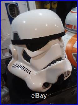 Master Replicas ANH Helmet RARE! With original box