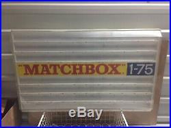 Matchbox Car 1960s Store Display Unit Model VL 75 (New in Original Box) RARE