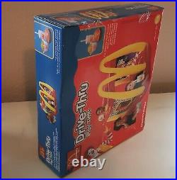 McDonalds Drive Thru Play Time Inflatable 2002 In box Rare