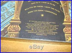 Michael Jackson Dangerous USA CD Album Long Sleeve Box Sealed Mega Rare