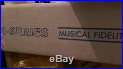 Musical Fidelity X-A100R Amp with remote rare plus psu/ leads/ original box