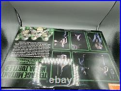 NECA 2021 TMNT OROKU SAKI HAMATO YOSHI 2 Pack Shredder IN HAND RARE