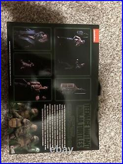 NECA TMNT Movie Oroku Saki & Hamato Yoshi 2 Pack Walmart Exclusive IN HAND RARE