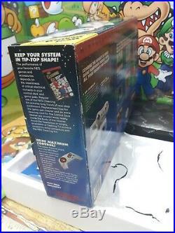 NES Control Deck Nintendo Top Original Box Styro ONLY (NO CONSOLE) Rare