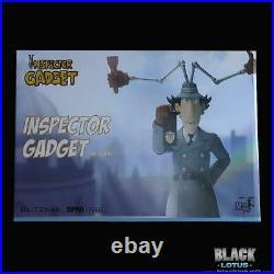 NEW RARE Inspector Gadget Deluxe Set Blitzway 5Pro Studios Megahero Penny Brain