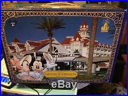 NEW & RARE WDW Grand Floridian Resort & Spa Monorail Set Station ORIGINAL Box