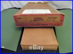NOS FULTON #805 49-50 Fleetline/Styleline RARE Exterior Sun Shield Original Box