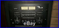 Nakamichi 610 Stereo Control Preamplifier Preamp with Original Box & Rare Cover