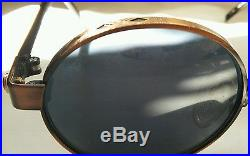New Rare Vintage Jean Paul Gaultier Sunglasses with Original JPG Box 56-9274