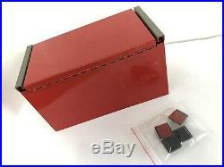 New Snap-On mini Micro tool box original Box Snap on Official RARE