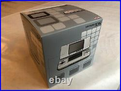 Nintendo DS Original Promotional Box MINT Rare