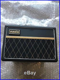 Oasis promo rare original Vox box stunning
