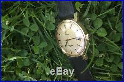 Omega Seamaster 600 Vintage Year 1966 Mechanical Gold Original Box RARE 136.011