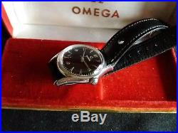 Omega Seamaster Vintage (cal 420) 1954 s + Original Box - Rare