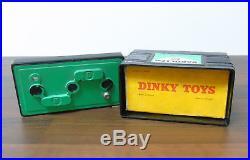 Original French Dinky 25c Citroen 1200K H Van BAROCLEM Box & Battery Box RARE