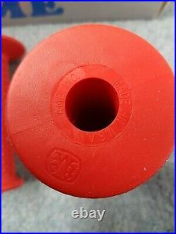 Original Rare 80s Redline Nos Red Ame Cams Boxed Bmx Grips Nos 80s Old School