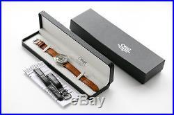 Oris Skeleton Automatic, Model 7481, Extremely Rare. Original Box, Receipt