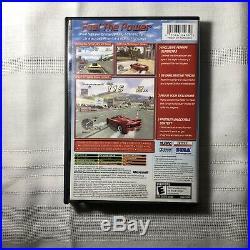 OutRun 2006 Coast 2 Coast Original Microsoft Xbox Rare Complete in Box Mint