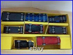P329-rare Matchbox Lesney Gift Set G-1 Commercial Motor Set In Original Box