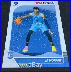 Panini Holiday Hoops 2019-20 NBA Basketball Trading Card Blaster Box Zion (RARE)