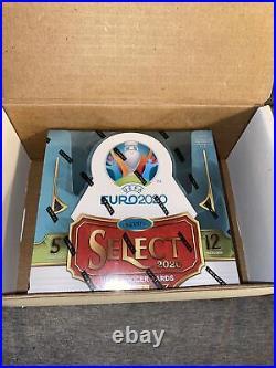 Panini Select UEFA Euro Soccer Hobby Box 2020 Trading Card Sealed New Rare