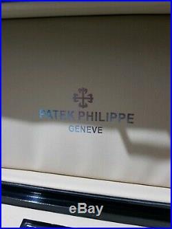 Patek Philippe Watch Box Xxx ORIGINAL PIANO COLOUR RARE TO GET xxX
