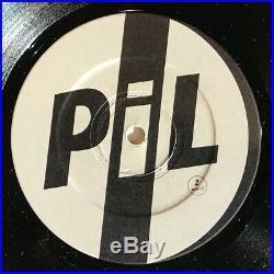 PiL Public Image Ltd Metal Box RARE Original 1979 Vinyl Postpunk