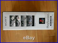 Playstation SCPH-1001 CIB Complete in box Original Release Audiophile PS1 RARE