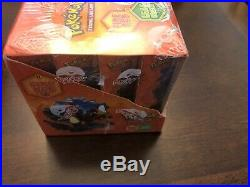 Pokemon EX Fire Red Leaf Green Theme Deck Case Factory Sealed Original Box