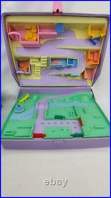 Polly Pocket Jewel Case 100% complete + original Box 1989 Bluebird toys Rare