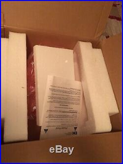 Pristine B&K Reference 200.3 Three Channel Amplifier Rare Silver In Original Box