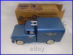 RARE 1960 Tonka Toy NO. 1 FORD SERVICE TRUCKNEAR MINT IN ORIGINAL BEAUTIFUL BOX