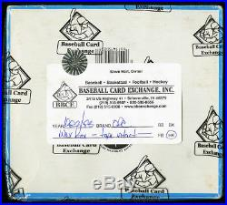 RARE 1982 O-Pee-Chee OPC Hockey Wax Box 48ct Packs Wayne Gretzky BBCE AUTHENTIC