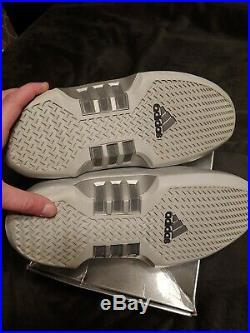 RARE Adidas Kobe Two 2 II Space Shoe Sneakers Silver Men's 9.5 (with Original Box)