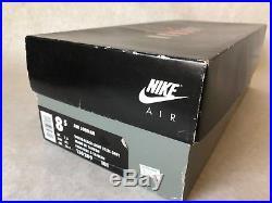 RARE Air Jordan 10 Steel Grey 1994 OG X Size 8 Original Box NEW VINTAGE TOE CAP