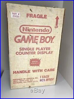 RARE! BRAND NEW! Nintendo Gameboy Original DMG Kiosk Boxed