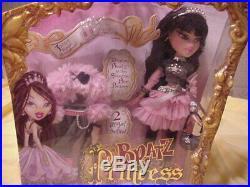 RARE Bratz Princess Jade Doll With Original Accessories NEW IN SEALED BOX