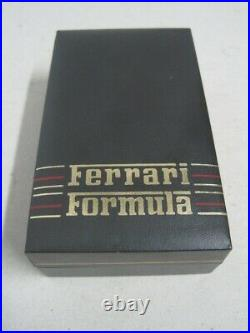 RARE Ferrari / Cartier Cigar Cutter with original leather pouch original box
