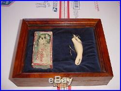 RARE HEDDON Luminous Luny Frog & Correctly Marked Box