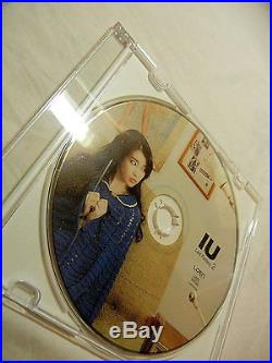 RARE Last Fantasy 2 by IU KOREA Limited Edition Photo CD Original Complete Box