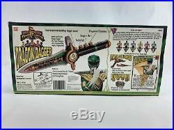 RARE ORIGINAL 1994 Power Rangers Dragon Dagger Mighty Morphin BNIB NEW VTG