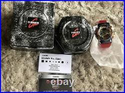 RARE Original Casio G-Shock GM-110RB-2A NEW