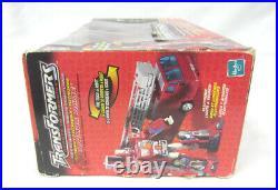 RARE Sealed Hasbro Transformers RID Level 4 Optimus Prime Electronic Fire Truck