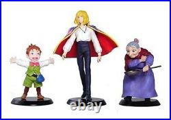 RARE Studio Ghibli Howl's Moving Castle Cominica Figure Box Howl Sophie Markl