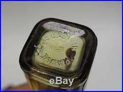 RARE VINTAGE WEIL ZIBELINE SECRET DE VENUS PURE PARFUM 4/7 oz + ORIGINAL BOX