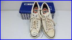 RARE Vintage Converse The Winner Made in USA Sears 70s Sneakers White IN THE BOX